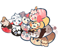 Tsums by cannolli