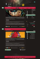 blog_layout_wordpress by cyrixDesign
