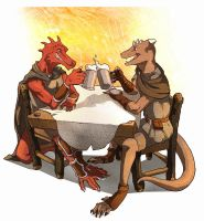 Cheers! by Koviell