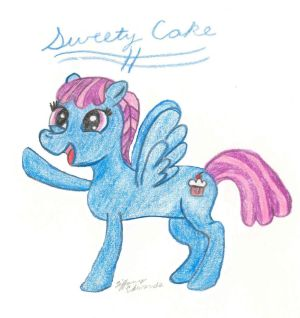 Sweety Cakes by Beadedwolf22