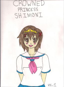 Crowned princess Shimoni by Bella-Who-1