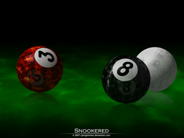 Snookered by cjmcguinness
