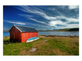 Norway X - C is for Calm by Whippeh