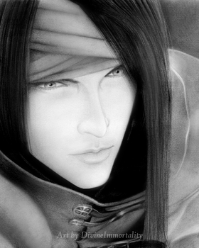 FF7: Vincent by DivineImmortality