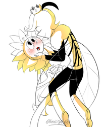 Comm 7 - Pollination by KarlaDraws14