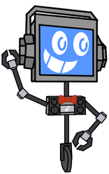 Fandroid The Musical Robot by domobfdi