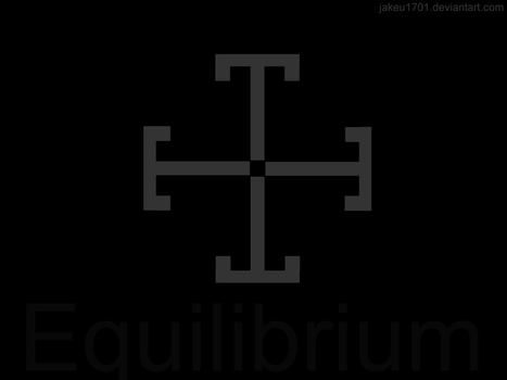 Equilibrium w. tails and title by Jakeu1701