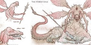 The Hybrid Exile by Fuelreaver