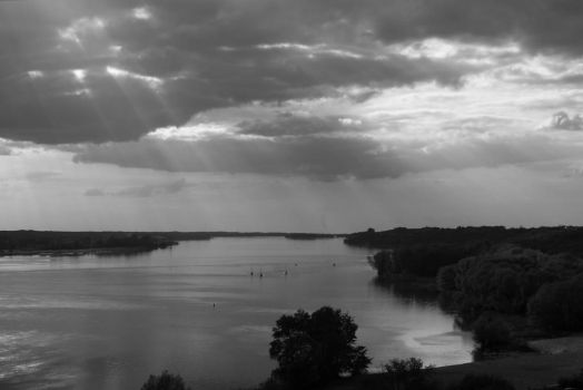 Vistula River by Su58