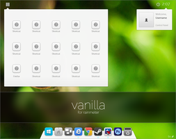 Vanilla for Rainmeter BETA by link6155