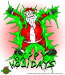 Happy Holidays from Port Harry 2016 by OuthouseCartoons