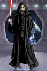 Sith Lord Equinox by LadySionis