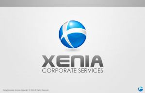 Xenia Corporate Services by eyenod