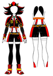 Boom Comes the Shadow! (Costume Design) by Gemstrike