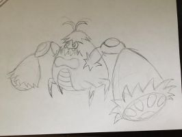 [sketch] Crabominable