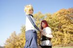 We are one (Naruto Cosplay) by Stray-Cat-Yoru