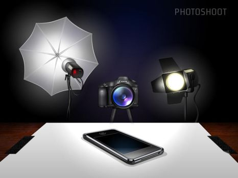 Photoshoot by Flarup