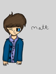 Matthias by Katethedragon02