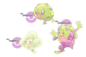 064: Toxic Toads by SteveO126
