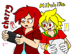 Cherry and game problems by mitchika2