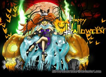 Happy Halloween 2015 by NitroDragonTrigger