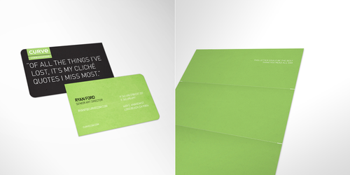 Curve Stationery by TheRyanFord