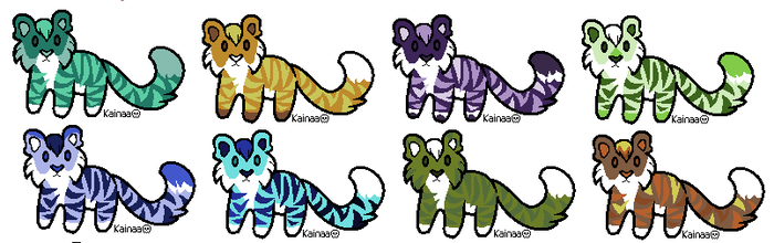 Tiger Adopts OPEN by emio123456789