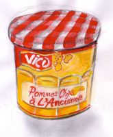 New Packaging Vico by djgruny