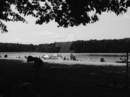 range-pond-national-park (5)-BW by inaripriestess