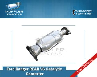 Reputed Ford Catalytic Converter Store by mufflerexpress