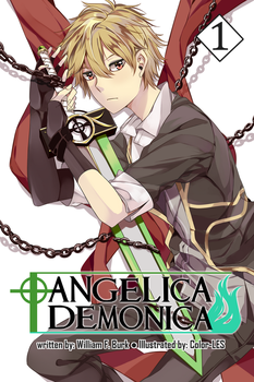 Angelica/Demonica Cover Art by Color-LES