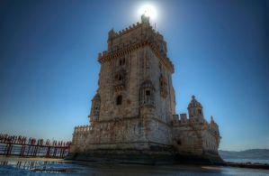 Belem Tower by roman-gp