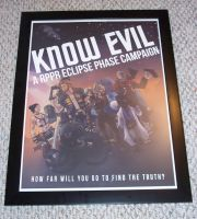 Know Evil Framed Yay! by Crazon