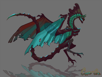 Copper Ore Dragon Auction [open] by bugwing