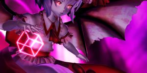 [MMD Touhou] - Septette for the Dead Princess. by aliena28898