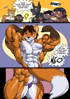 Pinnacle of Physique S1-64 by Pokkuti