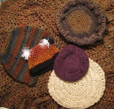 Hatties Hats by EclecticCalico