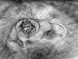 The Balrog by jerica128