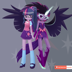 Ts and Ms by HowXu