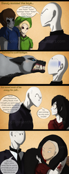 Adventures With Jeff The Killer - PAGE 157 by Sapphiresenthiss