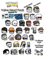 BBT - Valve Head Pack by Memoski