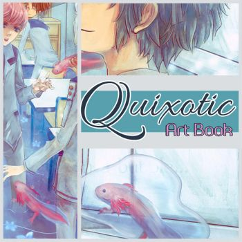 Quixotic Artbook Preview by m-o-th