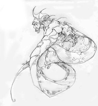 Another concept art by Keorus