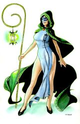 Tangent Green Lantern by Reverie-drawingly