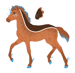 N3811 Padro Foal Design for AshTheDreamer by Mimi-McG