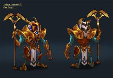 Horus - Character Concept by Lothrean