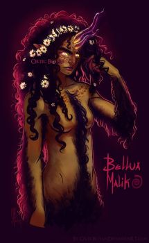 Bellua Malik by CelticBotan