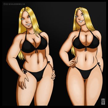 Royal Model by Cid-Vicious