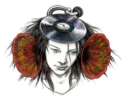 Record Head by SalgoodSam