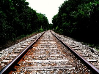 Trained Tracks by How-far-under